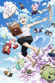 The Slime Diaries: That Time I Got Reincarnated as a Slime-watch