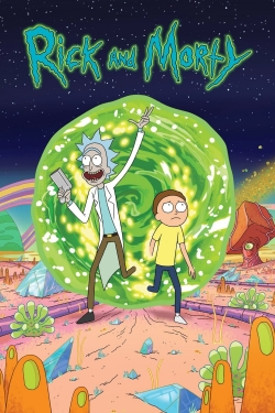 Rick and Morty-watch